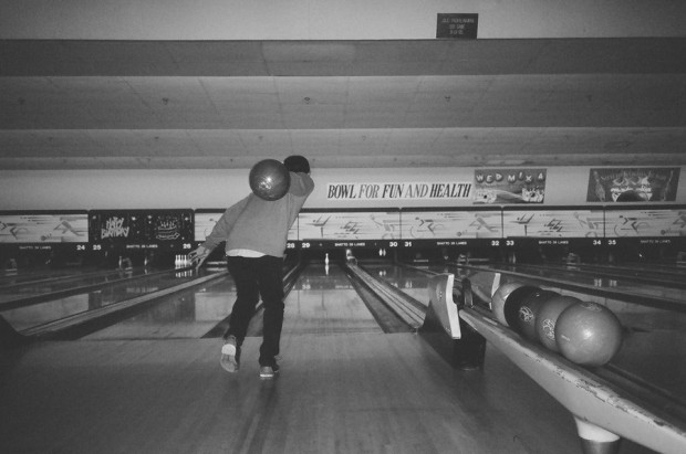 eldrich bowling perfect form