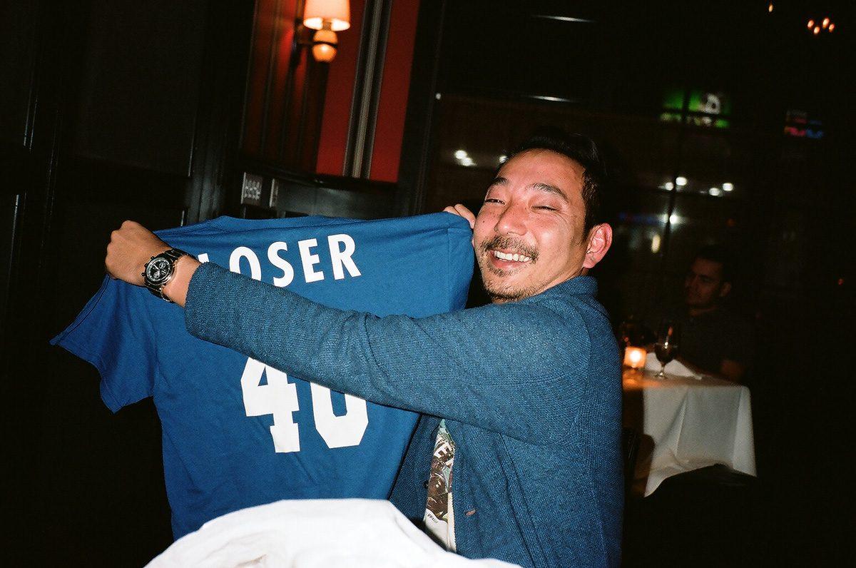 Yuhei Kawaguchi Dodgers Tee
