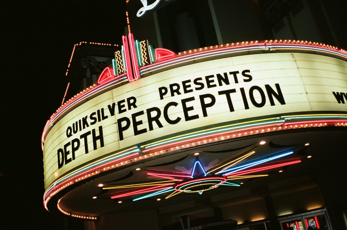 Quiksilver Depth Perception Snowboard Premiere