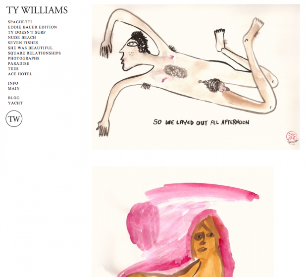 Ty Williams Artist Painter