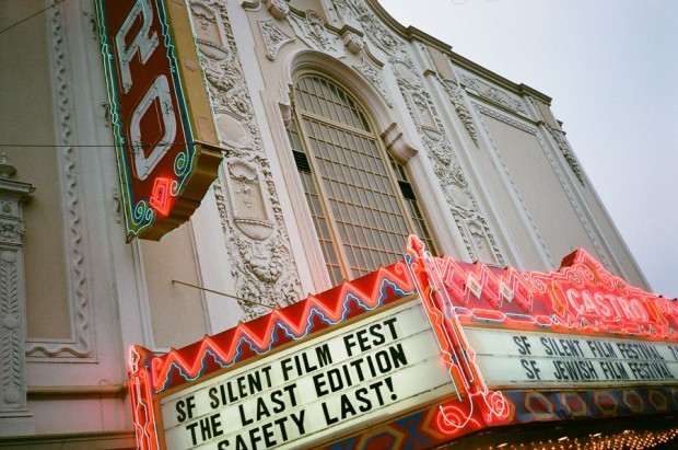 Castro Theater SF Silent Film Festival Safety Last